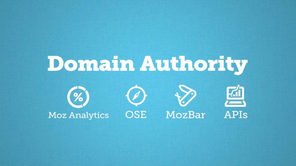 Domain Authority là gì
