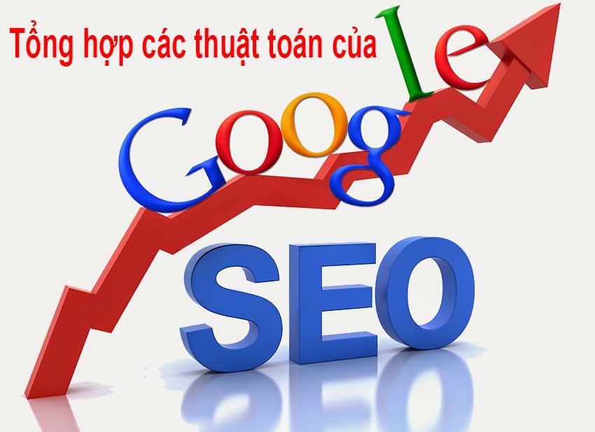 Tổng hợp các thuật toán của google tới SEO