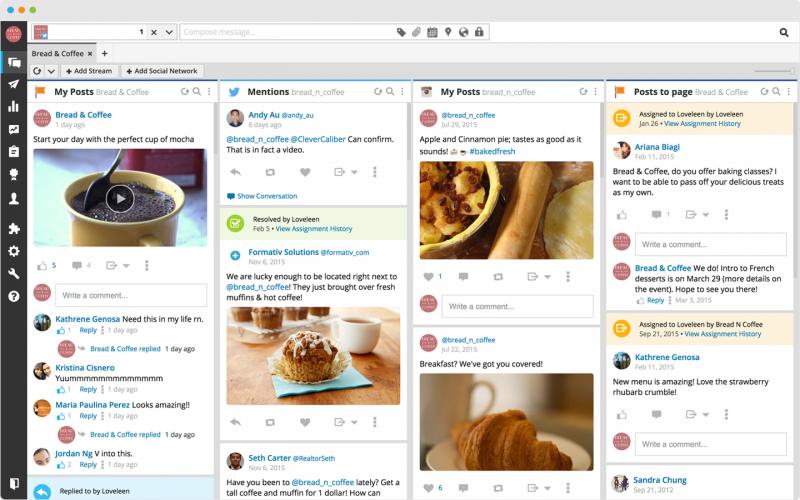 15 công cụ Social Media Marketing Hootsuite