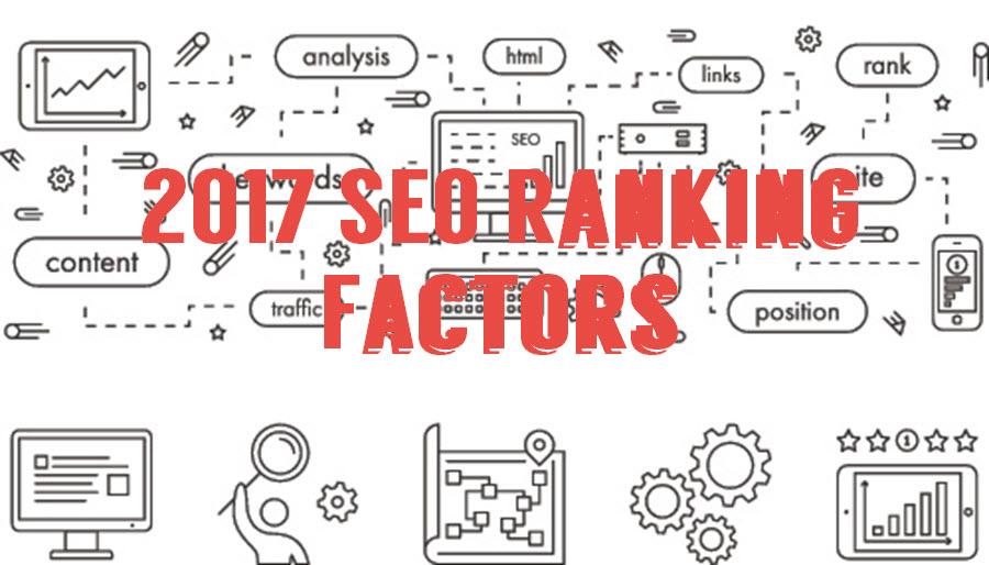 Các yếu tố xếp hạng SEO trong năm 2017