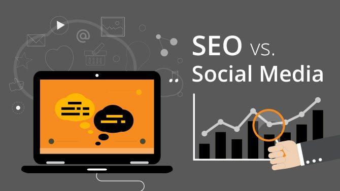 Lợi ích với SEO từ các kênh Social Media
