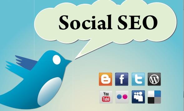 social seo social media