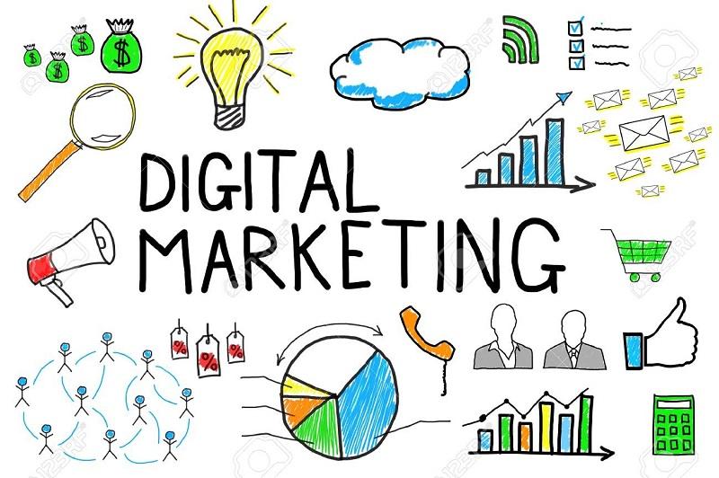 Thống kê Digital Marketing