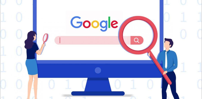 thuật toán tìm kiếm của google