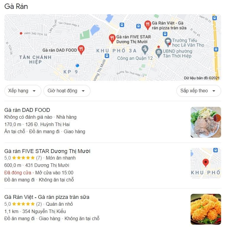 ga ran search